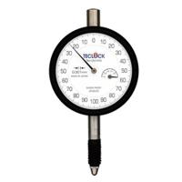 テクロック 0.001mm目盛ダイヤルゲージ TM-1201PW 1個 (直送品)