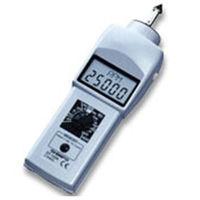 日本電産シンポ 接触タイプハンドヘルド型LCD表示回転速度計 DT-105N 1台 (直送品)