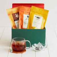 妊娠中~授乳中のティータイムに ちょっと贅沢なノンカフェイン紅茶