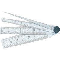 トラスコ中山(TRUSCO) TRUSCO テーパーゲージセット 測定範囲1.0〜29.0 TG-267M 1本 229-5717 (直送品)