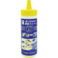 たくみ 粉チョーク 黄 2203 1本 245-8926 (直送品)