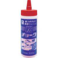 たくみ 粉チョーク 赤 2204 1本 245-8934 (直送品)