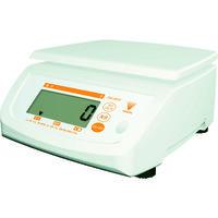 寺岡精工 テラオカ 防水型デジタル上皿はかり DS-500K2 1台 250-6203 (直送品)