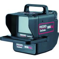 日本エマソン RIDGID ミニパックモニター 32668 1台 375-6696 (直送品)