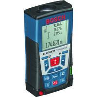 BOSCH(ボッシュ) ボッシュ レーザー距離計 GLM250VF 1台 387-5091 (直送品)
