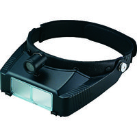 池田レンズ工業 池田レンズ LEDライトヘッドルーペ BM120LABD 1個 321-3129 (直送品)