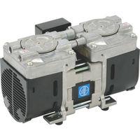 アルバック機工 ULVAC 単相100V ダイアフラム型ドライ真空ポンプ 排気速度6/7 DAP-6D 1台 361-3593 (直送品)
