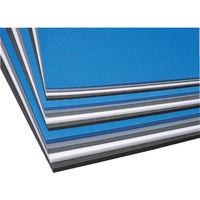 イノアックコーポレーション(INOAC) イノアック 発泡ポリエチレンシート 青 15×1000×1000 A8-151BL 1m 219-2462 (直送品)