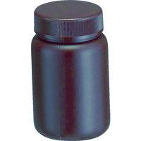 瑞穂化成工業 瑞穂 広口茶色瓶100ml 0083BR 1個 353-8311 (直送品)
