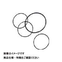 NOK(エヌオーケー) Oリング 1種A ニトリルゴム(2.4mmX20.8mm) 10個入り OR-1AP21-N 354-8350 (直送品)