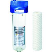 スリーエム ジャパン(3M) 3M 粗粒子除去簡易水処理 フィルターシステム FS-002 1組 384-8256 (直送品)