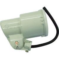 岩崎電気 岩崎 ランプホルダ(投光器) 器具:赤色 K0 1台 385-5155 (直送品)