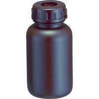 瑞穂化成工業 瑞穂 広口茶色瓶250ml 0084BR 1個 353-8320 (直送品)