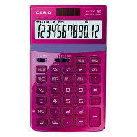 カシオ計算機(CASIO) デザイン電卓 JF-Z200 ピンク JF-Z200-PK-N 1台