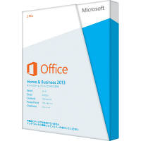 マイクロソフト Office HomeandBusiness 2013T5D-01632 1本