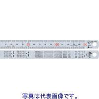 シンワ測定 直尺シルバー 1m 13048 1本
