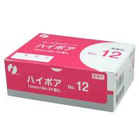 イワツキ ハイポア NO12 12mm×9m 004-42155 1セット(72巻:24巻入×3箱)