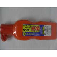 祥碩堂 無塩ハイパー墨汁 180cc 朱液 S19103 1セット(48本) (直送品)