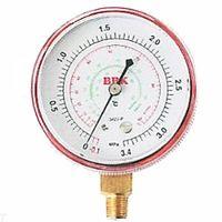 文化貿易工業 BBK 高圧連成計(R-407C/R-404A) 3423-P 1セット(3個) (直送品)