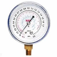 文化貿易工業 BBK 低圧連成計(R-407C/R-404A) 3425-CP 1セット(3個) (直送品)