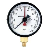 文化貿易工業 BBK リークテスト用圧力計 AT7570 1セット(2個) (直送品)