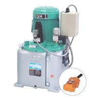 大阪ジャッキ製作所 パワージャッキ用油圧ポンプ GH1-E 1台 (直送品)