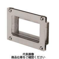 岩田製作所 計測機器 圧力ゲージブラケット(デジタル用) オフセットタイプ2 PDH2-01S 1セット(2個) (直送品)