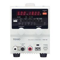 テクシオ・テクノロジー 直流安定化電源 PA18-3B (直送品)