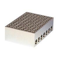 アナテック 電子冷却ブロック恒温槽用 アルミブロック(クールスタット)0.2mL用 96穴 5000-08 1個 3-5204-14 (直送品)