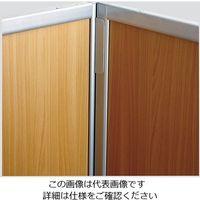 弘益(KOEKI) パーティション用L型連結金具1セット(上下各1個入) SMP-LJ 1セット 3-5233-12 (直送品)