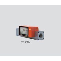 堀場エステック 乾電池駆動式 マスフローメータ (バルブ無し) GCM-A-500ml・N2 1個 3-5958-02 (直送品)