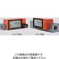 堀場エステック 乾電池駆動式 マスフローメータ (バルブ無し) GCM-A-100ml・CO2 1個 3-5970-01 (直送品)