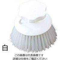 アズワン サニーフーズHACCPブラシ ハンドブラシ 丸型 白 1本 2-2307-11 (直送品)
