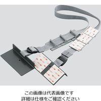 リンテック21 段積み装置ストッパー 65×200×2000mm LH-930L20P 1式 3-3320-03 (直送品)