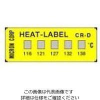 アイピー技研(IPL) ヒートラベル(不可逆性) 43mm×16mm CR-F 1ケース(10枚) 61-3816-27 (直送品)