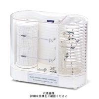 いすゞ製作所 温湿度記録計 自記温湿度計 TH-27R 1日用 TH-27R-MN1 1台 (直送品)
