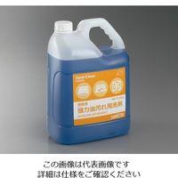 アズワン 業務用強力油汚れ用洗剤 Sani-Clear (サニクリア) 5kg×1本入 A5000 1本(5000g) 3-5375-01 (直送品)