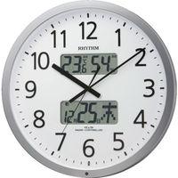 リズム時計(Rhythm Watch) RHYTHM プログラムオフィス403 4FN403SR19 1個 787-9571 (直送品)