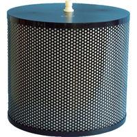 忍足研究所 OSHITARI 水用高性能フィルター OMFフィルタ Φ340×300 2個入 OMF-340FK-125 819-0002 (直送品)