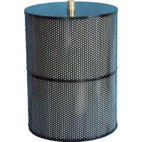 忍足研究所 OSHITARI 水用高性能フィルター OMFフィルタ Φ340×450 2個入 OMF-450FA 1箱(2個) 819-0016 (直送品)