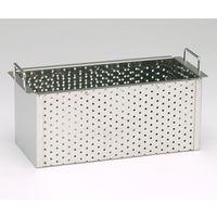 エスエヌディ(SND) 洗浄バスケット 本体槽サイズ20.4L用 25-0748 1式 61-0084-34 (直送品)