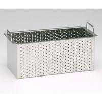 エスエヌディ(SND) 洗浄バスケット 本体槽サイズ28.2L用 25-0754 1式 61-0084-42 (直送品)
