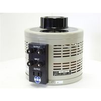 山菱電機 ボルトスライダー据置型(出力電圧計付き) S-260-5M S2605M 1台 (直送品)