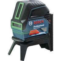 BOSCH(ボッシュ) ボッシュ レーザー墨出し器 GCL2-15G 1台 829-1268 (直送品)
