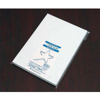 桜井(サクライ) スタクリンタックMR2(弱粘着)ブルー A4 SCMR2A4 1冊(100枚) 61-3778-05 (直送品)