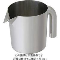日東金属工業 液だれ防止ビーカー 2L BK-SMA-DP-2 1個 62-0954-71 (直送品)