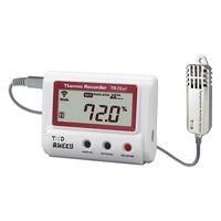 ティアンドデイ(T&D) 温度湿度データロガー(有線LANタイプ) TR-72NW-S 1個 62-5001-30 (直送品)