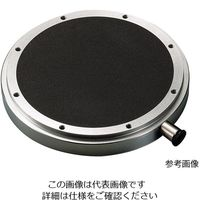 ナベヤ(NABEYA) セラミック吸着テーブル 平面度25 平均気孔径2μm Φ270x20mm CAT2527RM 1個 3-8147-11 (直送品)