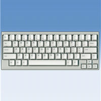 PFU PD-KB200W/U Happy Hacking Keyboard Li te2 英語配列/白/USB 1個 (直送品)
