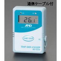 エスコ(esco) [4000メモリー]温度データーロガーセット 1個 EA742GB-11 (直送品)